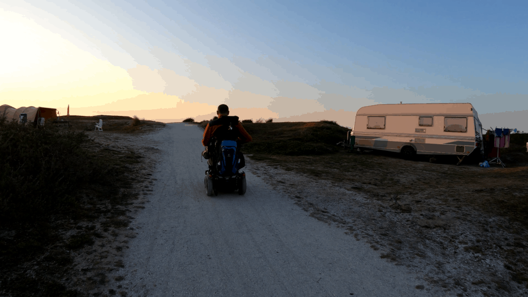Texel Sonnenuntergang