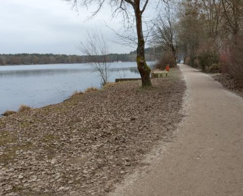 Dechsendorfer Weiher oestliches Ufer 1