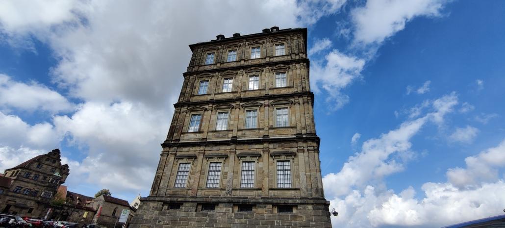 Gebäude neben dem Bamberger Dom